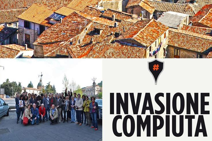 #Invasionecompiuta  #invasionidigitali