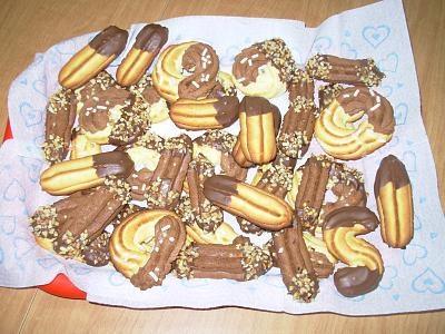 """Biscottini da thè """"Milanesini"""""""