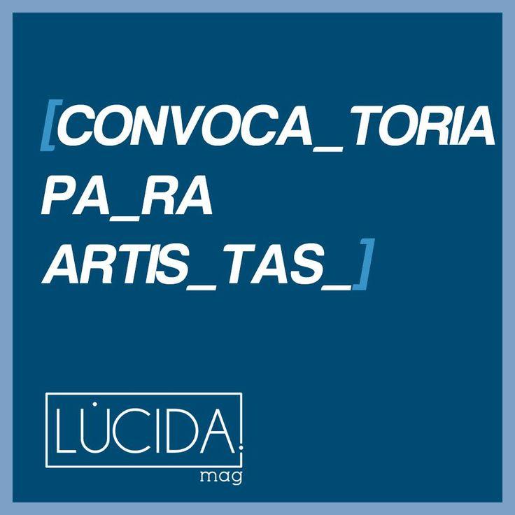 Convocatoria para artistas.  Feria Internacional del Libro, ZICOSUR 21016.