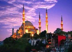 Meczet, Selimiye, Turcja