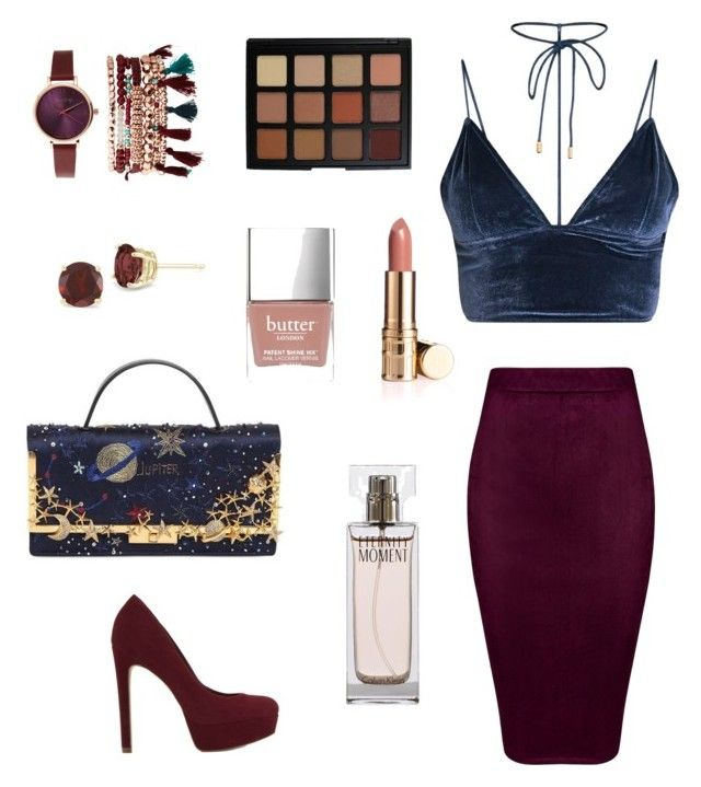 """""""Let's get high"""" by linh-trang-nguyen on Polyvore featuring ALDO, Jessica Carlyle, Calvin Klein, Morphe and Butter London"""