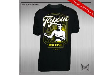 TapouT The Fighter T-Shirt + Free Sample Price: WAS £29.99 NOW £21.00