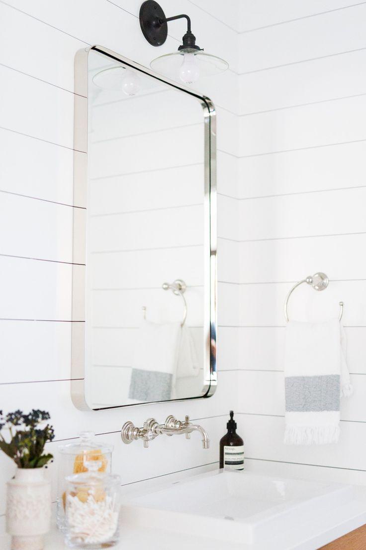 Pool bathroom || Studio McGee