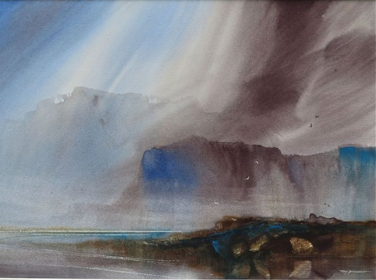 Smibert: Riding the Mist
