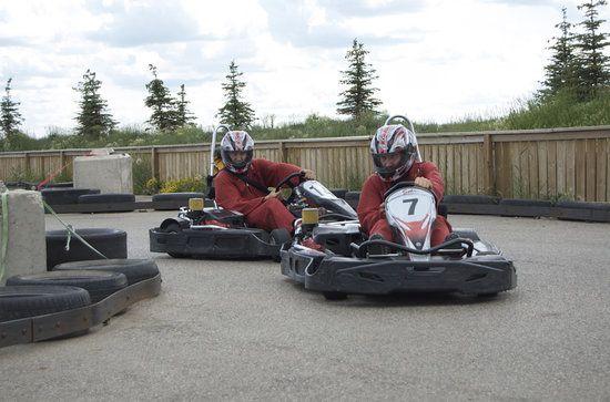 Wilson's Entertainment Park (go-karting, mini-putt)