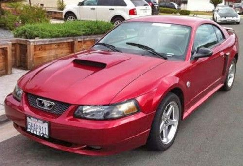 2004 Ford Mustang GT 40th Anniversary sports coupe for sale under $5000 in San Diego, California CA