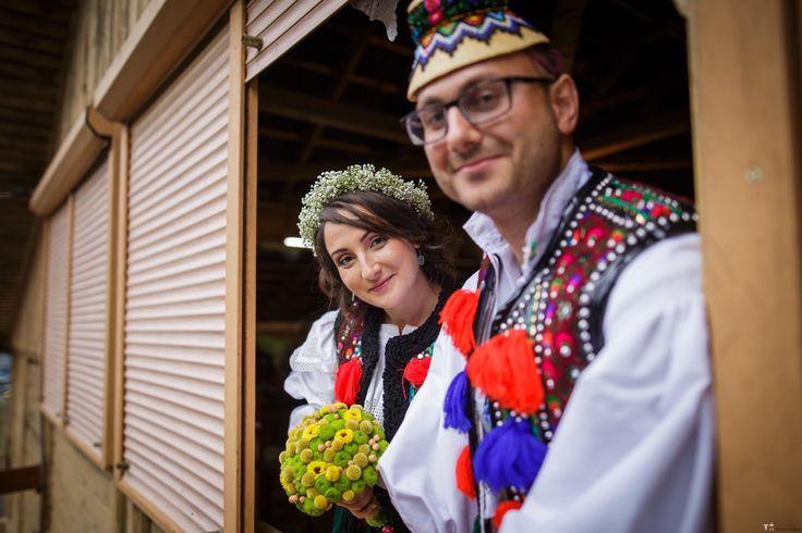 Alexandru și Lucia. Nuntă în Maramureș.