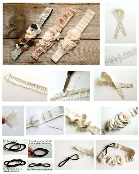 DIY - Headbands