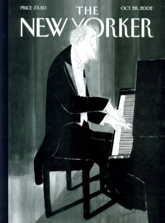 The New Yorker // Cover illustration by Jean-Jacques Sempé