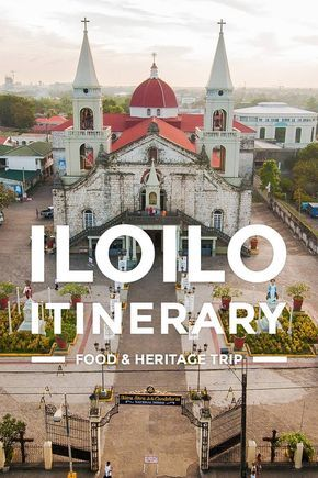 Iloilo Itinerary – 1 Day City Heritage Budget Trip... Plan a budget trip itinerary in Iloilo, Philippines. This 1-day DIY guide takes you to the best city heritage sights in Iloilo City and south Iloilo province. https://www.detourista.com/guide/iloilo-1-day-itinerary/