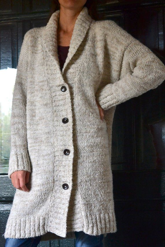 long line wool cardigan 3aeb2c653