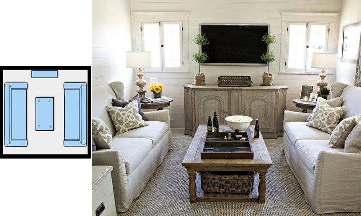 Small Living Room Layouts With Tv 3 Livingroom Layout Living Room Setup Small Living Room Layout