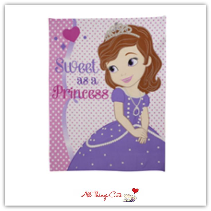 Sofia The First Amulet Blankets Sofiathefirst Princess Disney