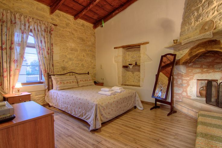 www.allaria.gr    Villa Allaria Crete #villa #crete #greece #luxury #vacation_rental #holidays #private #summer_in_crete #bedroom