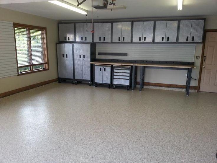 17 best ideas about garage floor epoxy on pinterest for Gladiator vs kobalt garage