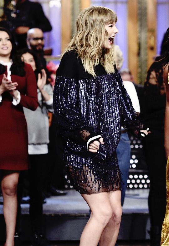She on Saturday Night Live After Party!!!! #Babe #TaylorSwift