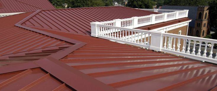 Tite Loc Plus Metal Roofing Panel Metal Roof Roof
