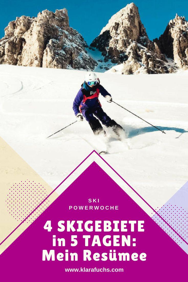 VLOG 4: Österreichische Skigebiete im Test - KlaraFuchs.com Skifahren in Österreich! Skigebiete im Test. Sölden, Kitzbühel, Hinterstoder und Zell am See, Kaprun. #skifahren #skigebiet #österreich #alpine
