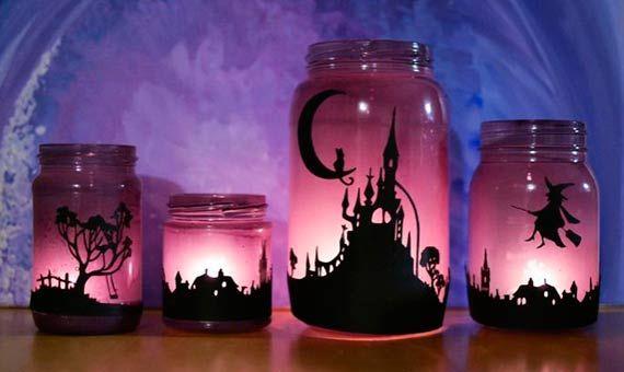 linternas de halloween