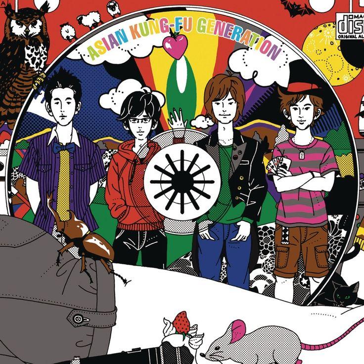 ?Magic Disc by ASIAN KUNGFU GENERATION , SPONSORED,