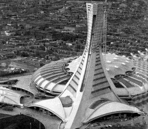 Montreal stade olympique