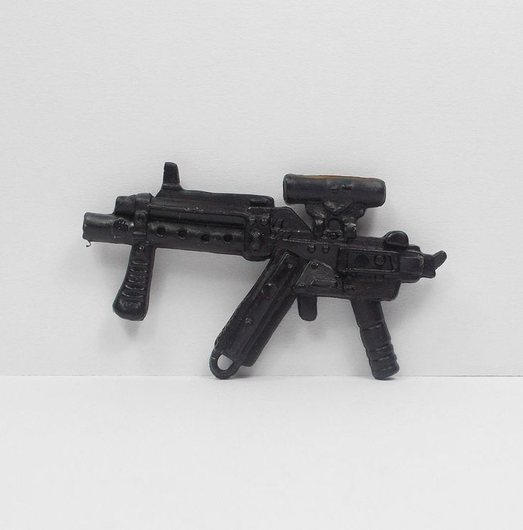 Police vs Bad Guyz - Action Toy Figure Weapon Accessory - Chap Mei G.I. Joe (15)