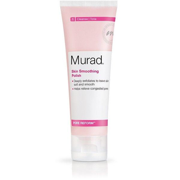 Murad Skin Smoothing Polish is a face cleanser and treatment to clear blackheads and clogged pores. Read reviews and pur...Price -…