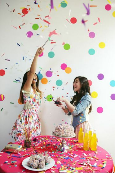 Throw the most #epic #party with our #party #guidelines! #birthday #GL #magazine #cute