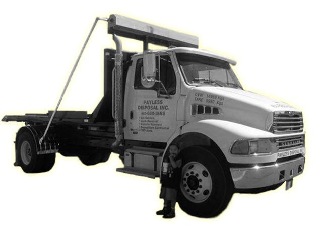 Calgary Junk Removal Service Providers - Calgary.
