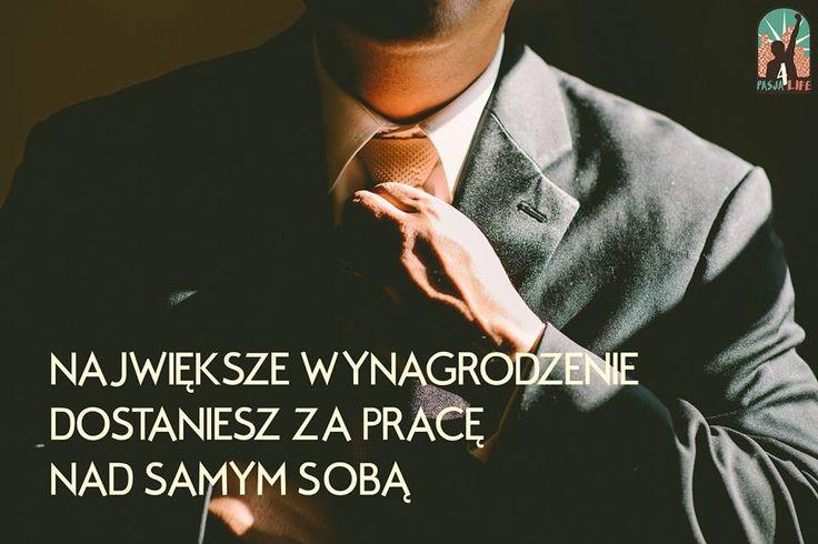 Biggest salary you get for work on himself ! #pasja4life #P4L #ZycToNieWszystko #ZTNW
