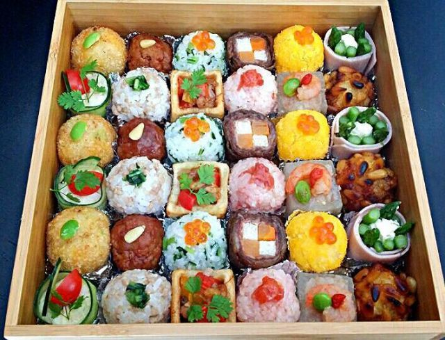 画像9 : お花見に持っていきたい!かわいい手作りお弁当アイデア『9』選 - macaroni[マカロニ]