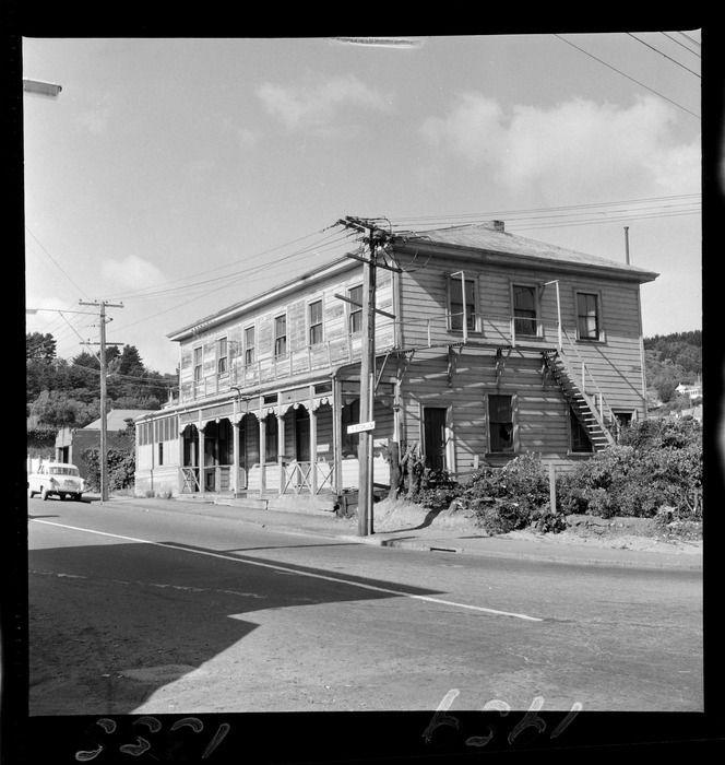 Old Kilbirnie Hotel, Wellington