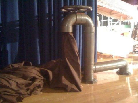 Chocolate River Spigot - not sure if we can make this happen or not.  But would totally love it if we could!!!
