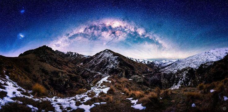 Le-magnifique-ciel-de-nuit-en-hiver-en-Nouvelle-Zelande-5 Le magnifique ciel de nuit en hiver en Nouvelle Zélande