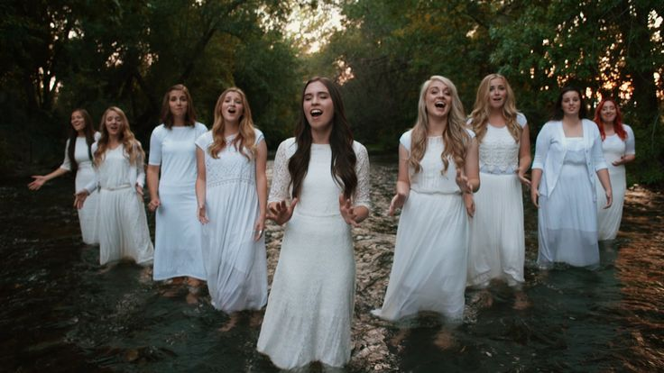 Amazing Grace (My Chains Are Gone) - BYU Noteworthy A Cappella Cover