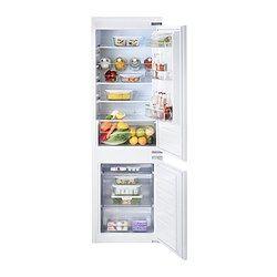 EFFEKTFULL Inbouw koelkast/vriezer A+ - IKEA