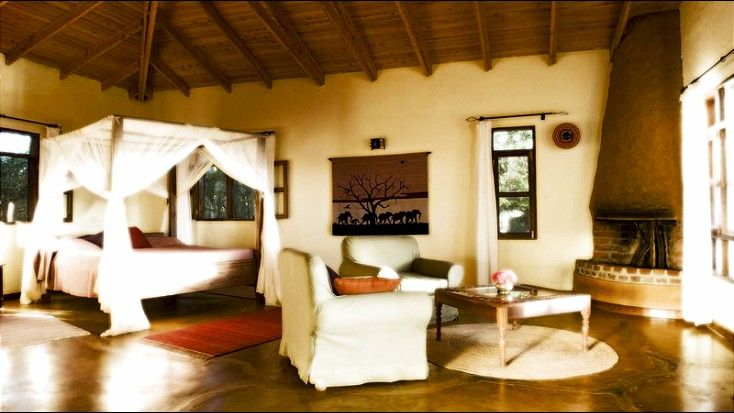 Ngorongoro Farm House...so nice <3