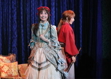 フォトギャラリー   雪組公演 『るろうに剣心』   宝塚歌劇公式ホームページ