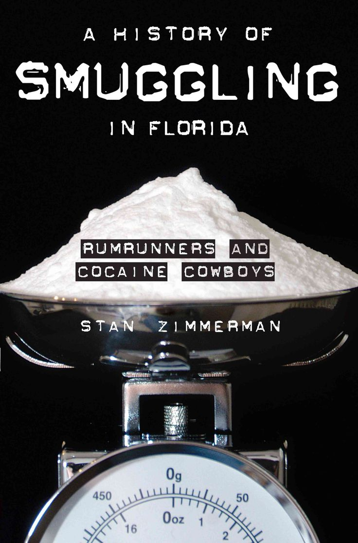 A History of Smuggling in Flordia: Rum Runners and Cocaine Cowboys