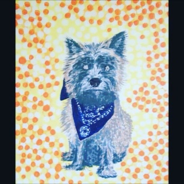 ..speedy saturday timelapse of a Cairn terrier portrait painted and sold a few years ago. (music:Mirror in the bathroom by The Beat) #dogsofinstagram #cairnterrier #instadog #terrier #portrait #dogportrait #scottishbreed #art #design #artoftheday #artistsofinstagram #doglover #timelapse #hund #madra #koira #handpainted #dogs #puppy #dogoftheday #terrierart #doggie #dogdesign #dog #artofinstagram #dogpainting #cairnsofinstagram #painter #adogslife #mansbestfriend