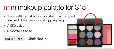 Weekly Specials on Sephora