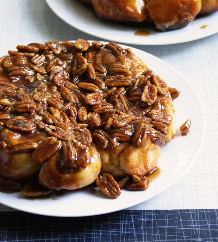 The Ultimate Sticky Pecan Cinnamon Buns