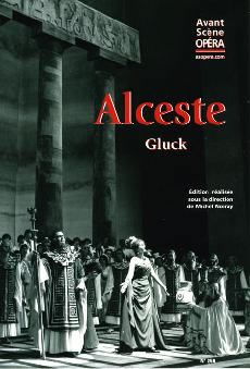 Couverture Alceste