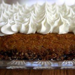 Pumpkin Crunch Cake - Allrecipes.com