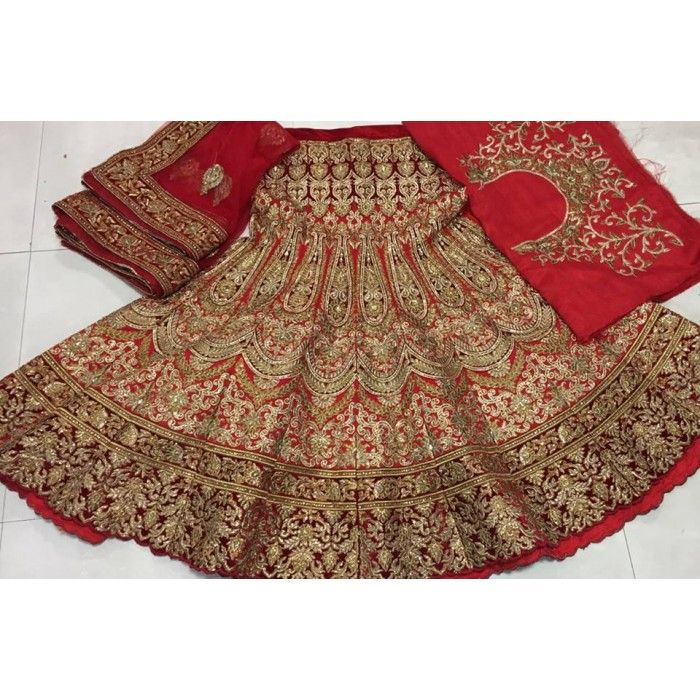 Exquisite Bridal Lehenga Choli - 19