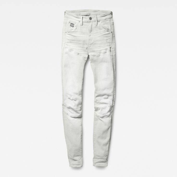 5620 g star elwood ultra high waist super skinny jeans. Black Bedroom Furniture Sets. Home Design Ideas