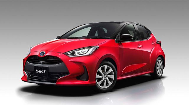 Toyota Launches Yaris Cross 2020 Yaris Toyota Compact Cars