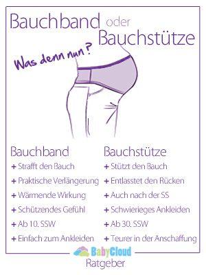 Bauchband oder Bauchstütze in der Schwangerschaft oder zur Rückbildung. Was denn nun? Finde hier den Unterschied zwischen Bauchband und Bauchgurt und Bauchstütze für die Schwangerschaft.