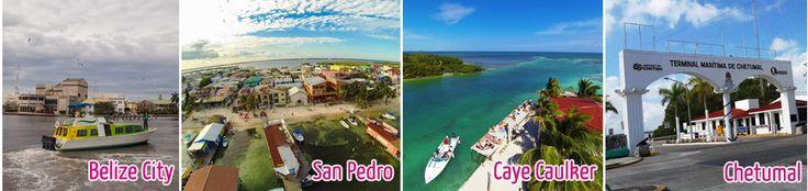 San Pedro Belize Destinations