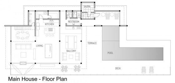 Planos de casa de campo
